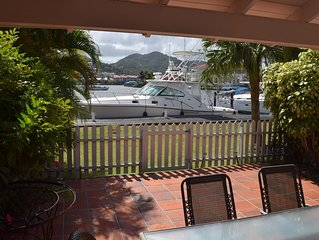 Rodney Bay, Water Front Condo