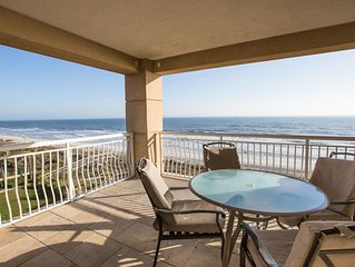 Oceanfront Gated Condo W/ 2 Mstr Suites avail sleeps 8