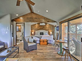 Private Hilltop Cabin On 10 Acres Overlooking Medina Lake at 1500ft in elevation