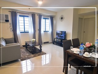 A1 - 2 Bedroom Comfy Suite at Grand Residences