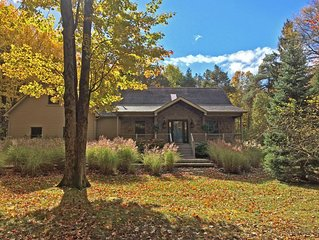 Wooded Retreat - Steps to the Lake - Close to Town