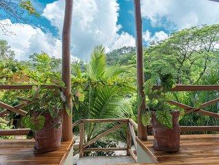 Villa AMAPOLA of Villas Solar, Walk to Beach, Best Surf, Market and Restaurants