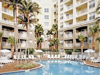 Vacation Village at Parkway -- Perfect spot for a Walt Disney World Getaway!