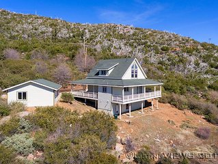 OCEAN & LAKE VIEWS-entire home plus 2.5 acres all to yourself
