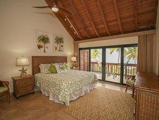 Modern, Luxurious, Stunning BEACHFRONT Condo Starfish at Sapphire Beach!
