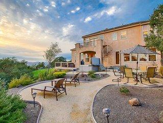 High End, Spacious 5BR, 3.5BA Santa Rosa House w/Gourmet Kitchen, Hot  Tub