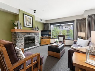 Quiet 2 level retreat minutes from Canmore & Banff