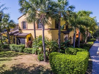 3 Bed Waterfront Escondido in PASEO... Luxury Single Family Home!!!