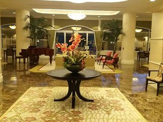 Fully-Furnished Condominium Unit On Gulf Of Mexico