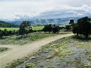 Near Mancos Downtown, Mountain Views, Minutes to Mesa Verde/Durango/Cortez