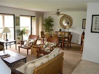 Two-bedroom Condominium: 2 BR / 2 BA  in Palm Desert, Sleeps 4