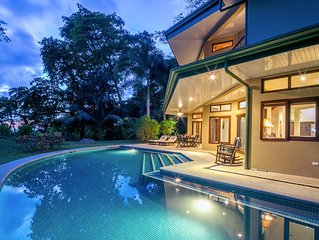 Villa Norte Where the Jungle Meets the Ocean