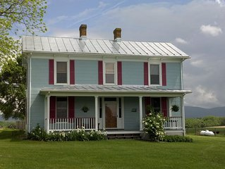 Shenandoah Valley Farm House