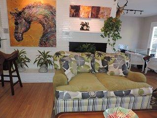 Masters Week Rental at Scribble Horse Cottage in Aiken, SC-*6 night minimum stay