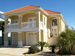Beautiful Beach Home with a pool and boat slip....welcome to Seas The Day!!!