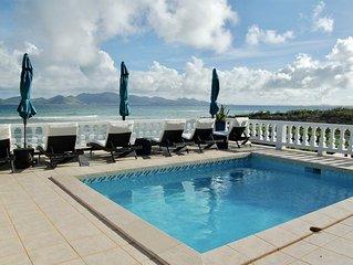 'Lockrum Point' Oceanfront Villa   3 Bed/3 Bath/ Pool   Rest. Relax. Retreat.
