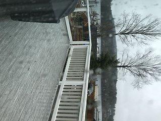Beautiful Home at Lake Cowichan Marina.