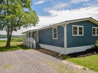 Nature's Crossing - Newly Remodeled; Overlooking Keuka Lake and State Park!