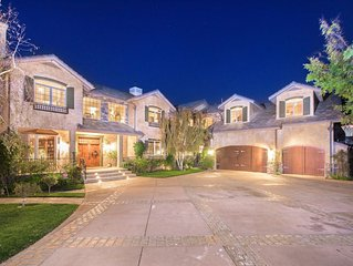 Calabasas Estate - A Luxurious Getaway From Los Angeles