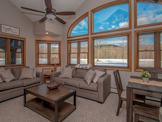Beautiful 3 Bedroom Townhome in the Heart of the White Moutains!