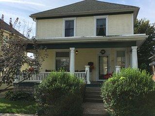 Franklin Inn 1st Choice Cabin Rentals Hocking Hills between Logan and Athens