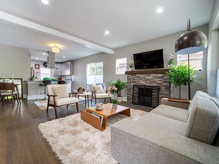 Elegant and Bright 4BR Home near DTWN and RiNo
