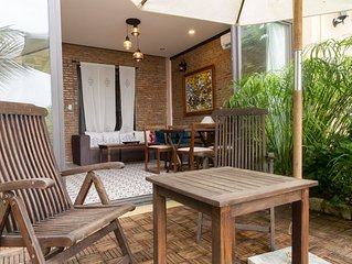 Hoi An 2 bedrooms at the riverside view in town