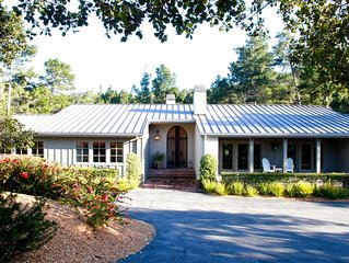 Beautiful  Country Home surrounded by 5 Acres Of Tranquil Forest