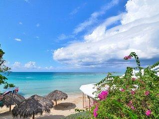 Beach House Condos Lower Jungle House - 7Mile Beach Jamaica