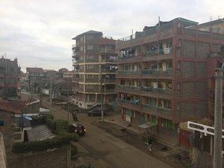 AFRO HOUSE NAIROBI KENYA