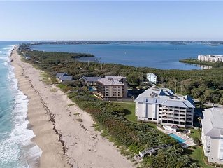 Oceanfront, IRP. Completely renovated 2 bed/2bath with country club membershi