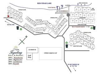 2BD/ 2BA condo at Tagalong Golf Resort