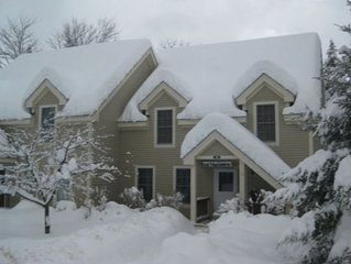 The Perfect Mt Snow Ski House - Fun for the Whole Family - Seasonal Rentals