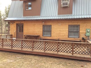Cabin for rent available June through October