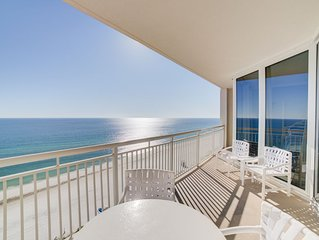 Live the life of luxury in this beautiful Pearl of Navarre Beach Condo!
