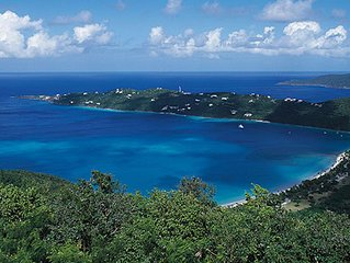 So much room- 3 bedroom Ritz Carlton in gorgeous St. Thomas