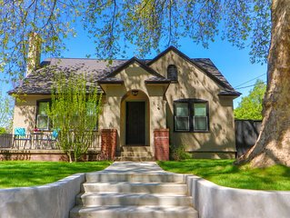 Amazing New Executive Home - Across from Pioneer Park