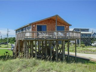 Trader Vic's  OCEANFRONT in Hatteras- PetFriendly