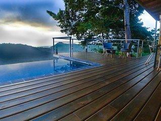JungleSea Lodge Cabina Ocean view