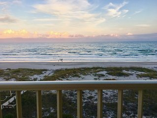 Oceanfront Top Floor Condo, Gray's Escape Too on Cocoa Beach - 3 bed 2 bath
