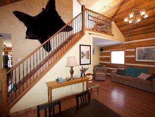 Crowsnest Riverside Cabin- 42 km from Castle Mountain Ski Resort