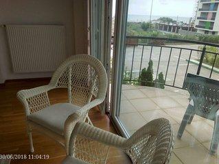 Apartament Mamaia LUX 130 sqm Sea View and Garden
