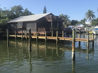 Back Bay on the Island / Fish House
