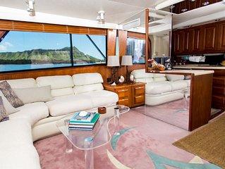 Ho'okipa Yacht- Private Charters in Honolulu