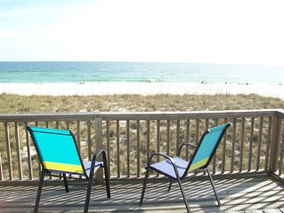 The Gulf is your backyard...come play at Salty Breeze!!!!