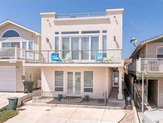 Beautiful custom home near beach with ocean view