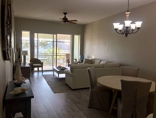 Newly renovated spacious 3rd floor condo located on Charlotte Harbor
