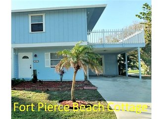 � Quiet Beach Cottage � Pet Friendly �️ walk to parks