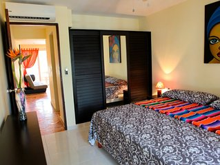 Dream vacation best condo in Playa best furnished and equipped apartments