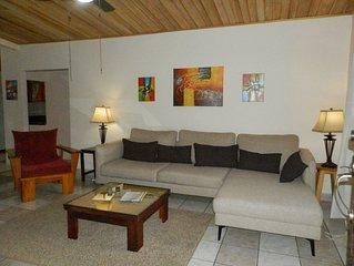 Beautiful 3/2 Apartment Rivers, Mountains, Walk to Town, Boquete Panama, Kitchen